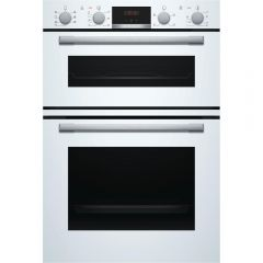 Bosch MBS533BW0B Built In Double Oven