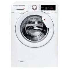 Hoover Candy H3W4105TE 10kg 1400 Spin Washing Machine - White - A+++ Energy Rated