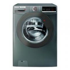 Hoover Candy H3W58TGGE 8kg 1500 Spin Washing Machine - Graphite - A+++ Energy Rated