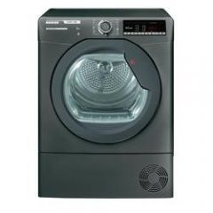 Hoover Candy HLXC8TRGR 8kg Condenser Tumble Dryer - Graphite - B Energy Rated