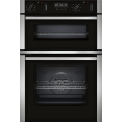 Neff U2ACM7HH0B Built In Double Pyrolytic Oven