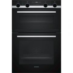 Siemens MB535A0S0B Built In Double Oven